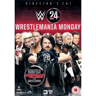 WWE: Wrestlemania Monday [DVD]